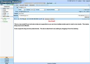 E-mail Section